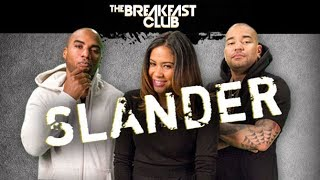 This edition of Slander The Breakfast Club features a caller claiming Charlamagne looks like a piece of candy, Angela Yee can't judge movies or TV shows until ...