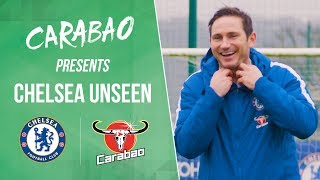 Lampard Assists An Epic Shooting Session | Chelsea Unseen