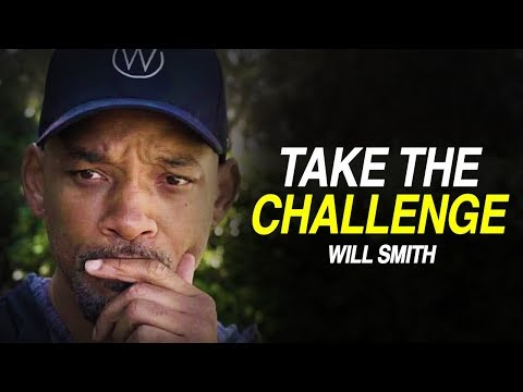 Will Smith - THE CHALLENGE | Motivational Video