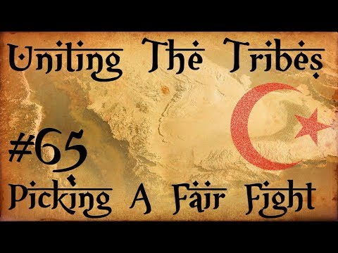 #65 Picking a Fair Fight - Uniting The Tribes - Europa Universalis IV - Ironman Very Hard