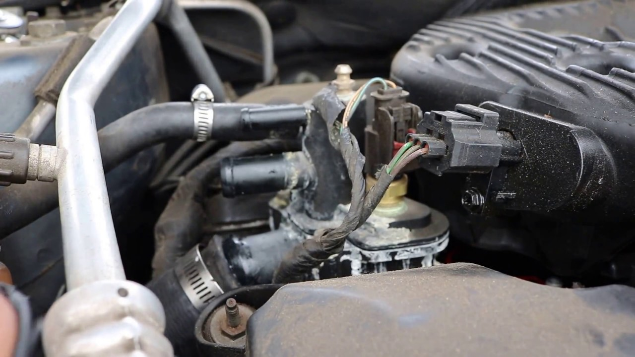 04 chrysler sebring thermostat