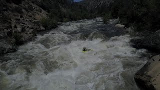 Headwaters of the Kern River - The Upper Section - Extended