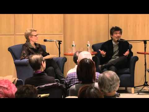 Playwright David Henry Hwang in conversation with Gregory Mosher and Jean Howard