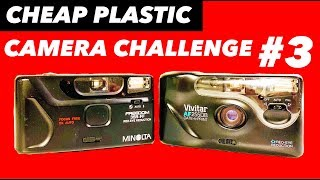 CHEAP PLASTIC CAMERA CHALLENGE 3