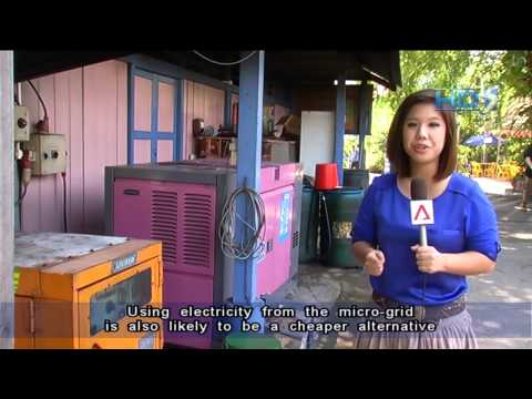 Pulau Ubin residents can now tap on solar and biodiesel for electricity - 10Oct2013