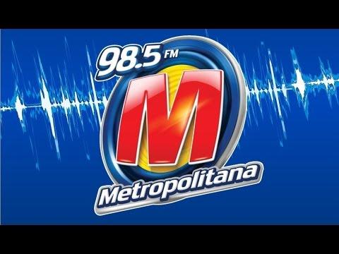 Rádio Metropolitana  Fm  24 06 2014