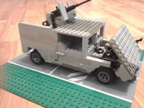 лего хаммер военный инструкция - фото 2