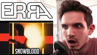 Metal Musician Reacts to ERRA | Snowblood |