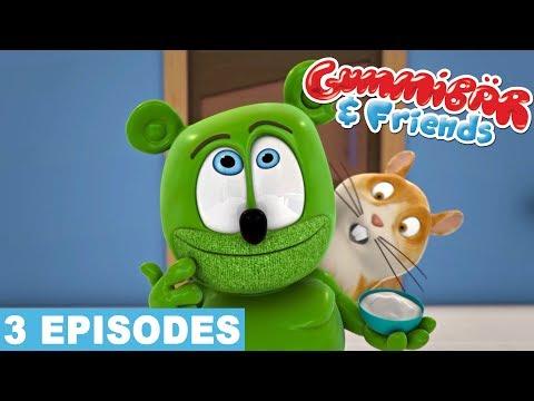 Gummy Bear Show FUN SIZE Gummibär And Friends Episode Compilation