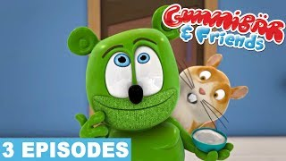Gummy Bear Show FUN SIZE Gummibär And Friends Episode Compilation