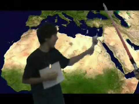 North Africa Project Pt. 1