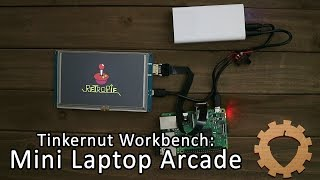 BUILD: Mini Lunchbox Arcade - Tinkernut Workbench