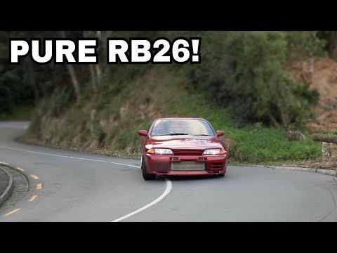 Fresh Japan import R32 GT-R hits NZ's streets!