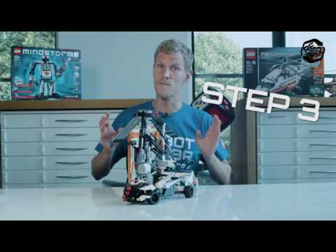 Remix - LEGO Mindstorms - LEGO Technic - Designer Video