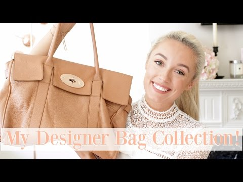MY DESIGNER BAG COLLECTION!   |   Fashion Mumblr