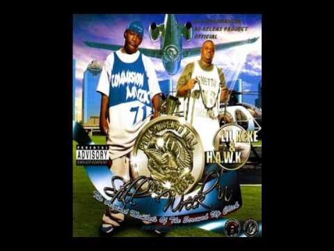 Lil' Keke & Big HAWK : In-D-Mix (f/ Trey Songz & Grit Boyz)