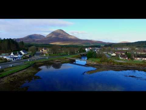 The Dunollie Hotel Broadford Isle of Skye