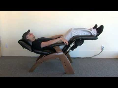 The Perfect Chair Zero Gravity Recliner.