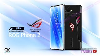 ASUS ROG Phone 2: fresh leaks, features and more...