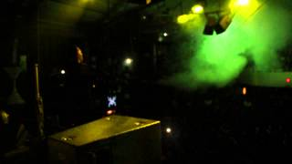 Hocico - Sexo bajo testosterona live 2015 Eutansia Festival