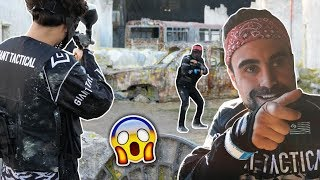 ONE MAN VS ALL PAINTBALL HERO **EPIC**