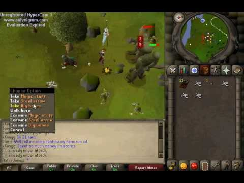 Killing Moss Giants For Money And Xp 07scape Youtube In osrs i went on the simple task of taking 10000 cannonballs to the moss giants and slaying them like an absolute madman. killing moss giants for money and xp