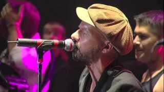 Shantel & The Bucovina Club Orkestar Live - Disko Boy  Sziget 2012