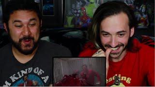 ASH VS EVIL DEAD SEASON 2 TRAILER REACTION & REVIEW!!! 👿👹🔥👻
