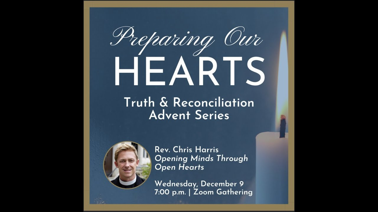 Preparing Our Hearts