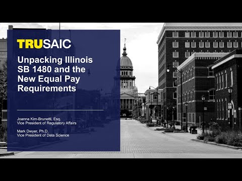 Unpacking Illinois SB 1480 and the New Equal Pay Requirements