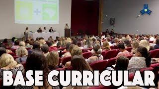 Encontro de profissionais da Educação - NOVA BASE CURRICULAR