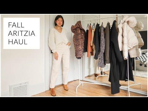 ARITZIA FALL HAUL | OUTFIT IDEAS