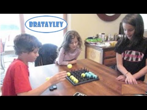 Bounce-Off Challenge (WK 201.2) | Bratayley