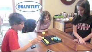 Bounce-Off Challenge (WK 201.2) | Bratayley