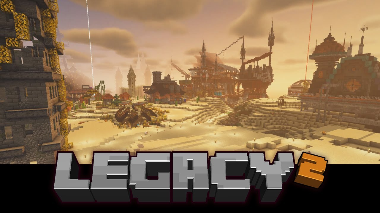 Legacy Season 2 - When the Beacons All Beam Blue