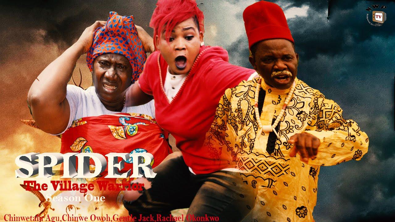 Download Spider The Village Warrior  Season 1    - 2015 Latest Nigerian Nollywood  Movie