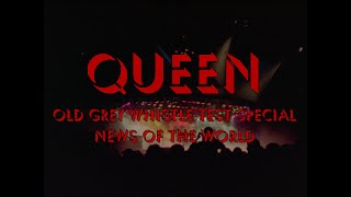 News Of The World (OGWT)  Queen Special 1977 [HD]