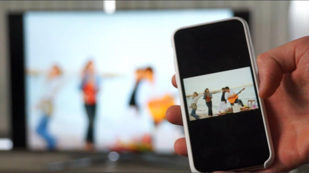 vom iphone auf tv streamen youtube