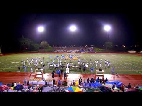 "REDEMPTION: MUSIC OF LES MISERABLES | 2013 Kamehameha Schools ""Warrior"" Marching Band & Color Guard"
