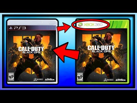 How To Play Black Ops 4 on PS3 & Xbox 360 Last Gen... (EWWW)