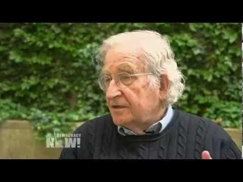 Noam Chomsky Discusses Palestinian Prisoner Hunger Strike on Democracy Now!