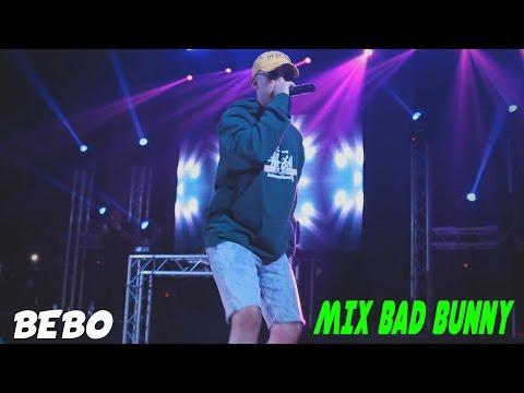 BAD BUNNY MIX - DILES ✘ PA TI ✘ CAILE ✘ ME LLAMAS (En Vivo)