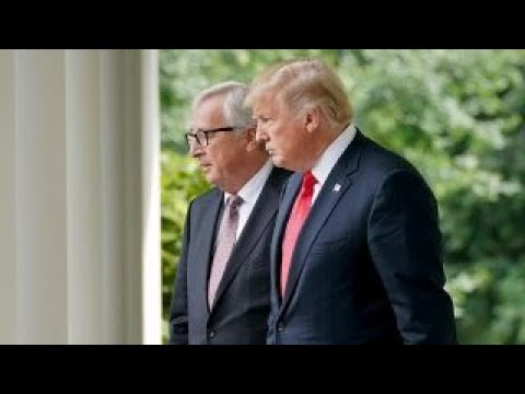 Wilbur Ross: Trump-Juncker agreed on important objectives