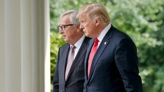 Wilbur Ross: Trump-Juncker agreed on important objectives