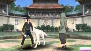 All Characters Special Jutsu (1of2) - Naruto Shippuden: Gekitou Ninja Taisen Special [dc28]