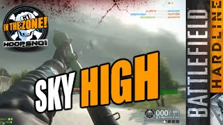 In The Zone #9 - Sky High (LMFAO) @HOOPS_NO1™