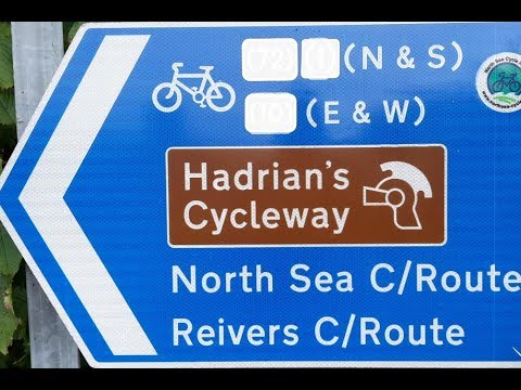 UK bicycle trip: North Shields to Sunderland via bicycle route 1 (C&C)