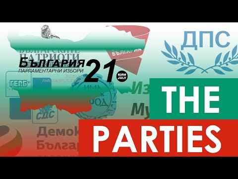 Bulgaria   Parliament Election 2021   Political Parties + Electoral System Explained   Europe Elects