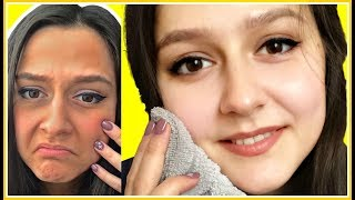 How To Get Instant Crystal Clear & Glowing Skin | Skin Brightening Face Mask