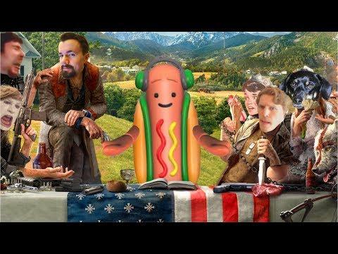 Far Cry 5 - Wiener Wiener Chicken Diener